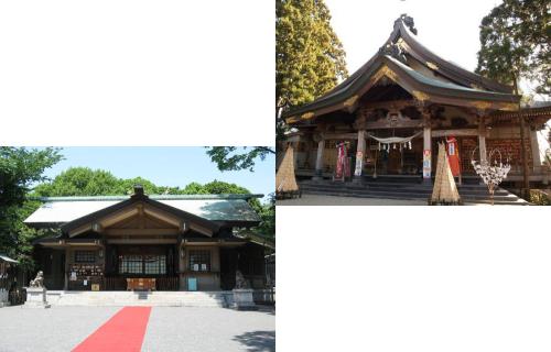 東郷神社・太平山三吉神社の写真